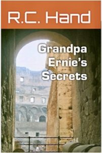 Book cover of Grandpa Ernie's Secrets