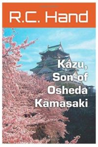 Cover of book Kazu, Son of Osheda Kamasaki